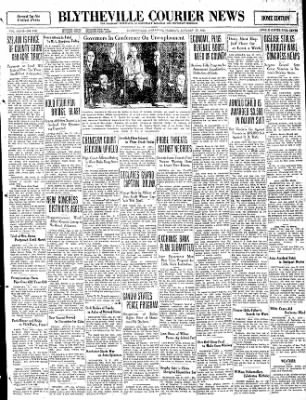 The Courier News from Blytheville, Arkansas on January 27, 1931 · Page 1