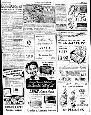 The Courier News from Blytheville, Arkansas on May 3, 1949 · Page 3