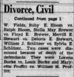 Ruby's divorce finalized
