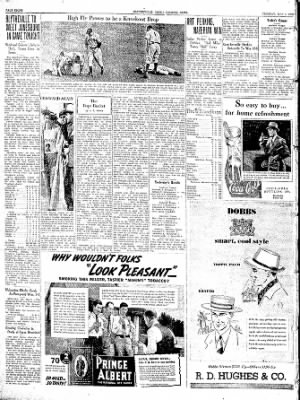 The Courier News from Blytheville, Arkansas on May 3, 1938 · Page 8