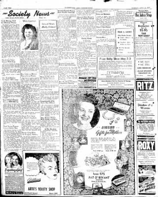 The Courier News from Blytheville, Arkansas on April 22, 1947 · Page 2