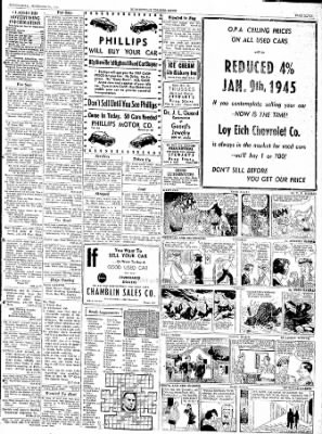 The Courier News from Blytheville, Arkansas on December 20, 1944 · Page 7