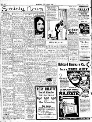 The Courier News from Blytheville, Arkansas on July 7, 1936 · Page 2