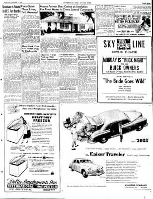 The Courier News from Blytheville, Arkansas on August 1, 1949 · Page 5