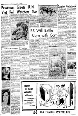 The Courier News from Blytheville, Arkansas on June 7, 1966 · Page 12