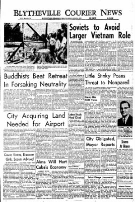 The Courier News from Blytheville, Arkansas on June 9, 1966 · Page 1