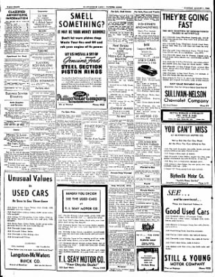 The Courier News from Blytheville, Arkansas on August 1, 1949 · Page 8