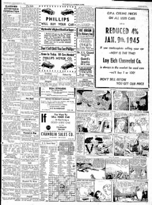 The Courier News from Blytheville, Arkansas on December 21, 1944 · Page 7