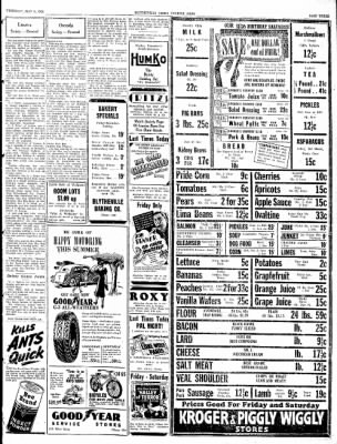 The Courier News from Blytheville, Arkansas on May 5, 1938 · Page 3
