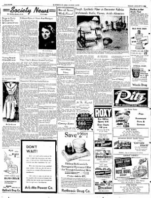 The Courier News from Blytheville, Arkansas on January 2, 1953 · Page 4