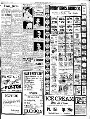 The Courier News from Blytheville, Arkansas on July 8, 1936 · Page 3