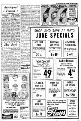 The Courier News from Blytheville, Arkansas on June 9, 1966 · Page 3