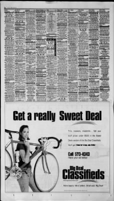 Arizona Daily Star from Tucson, Arizona on June 2, 2000 · Page 106