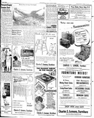 The Courier News from Blytheville, Arkansas on April 23, 1947 · Page 2