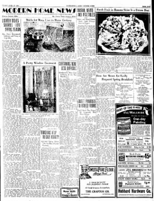 The Courier News from Blytheville, Arkansas on April 27, 1934 · Page 7