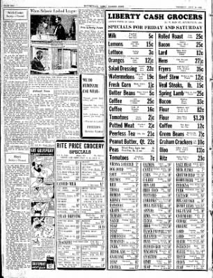 The Courier News from Blytheville, Arkansas on July 9, 1936 · Page 2