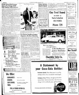 The Courier News from Blytheville, Arkansas on April 23, 1947 · Page 6