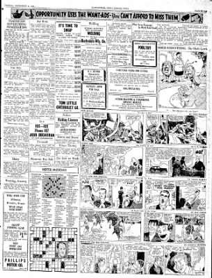 The Courier News from Blytheville, Arkansas on September 5, 1939 · Page 7