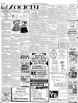 The Courier News from Blytheville, Arkansas on May 6, 1938 · Page 2