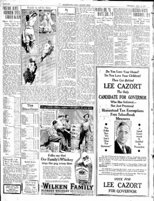 The Courier News from Blytheville, Arkansas on July 9, 1936 · Page 6