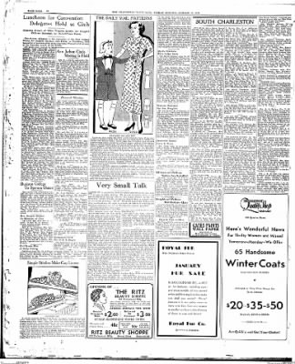 The Charleston Daily Mail from Charleston, West Virginia on January 19, 1936 · Page 18