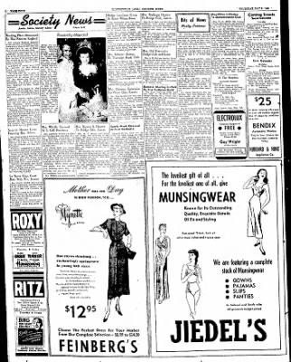The Courier News from Blytheville, Arkansas on May 5, 1949 · Page 4
