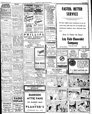 The Courier News from Blytheville, Arkansas on May 21, 1946 · Page 7