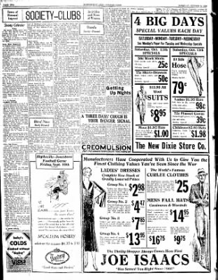 The Courier News from Blytheville, Arkansas on October 9, 1930 · Page 2