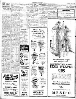 The Courier News from Blytheville, Arkansas on May 6, 1938 · Page 6