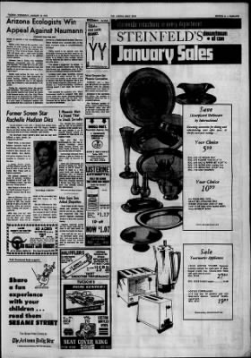 Arizona Daily Star from Tucson, Arizona on January 19, 1972 · Page 5