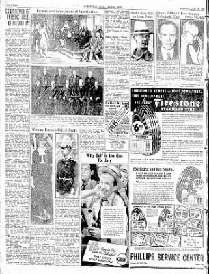 The Courier News from Blytheville, Arkansas on July 9, 1936 · Page 8