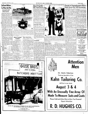 The Courier News from Blytheville, Arkansas on August 2, 1949 · Page 9