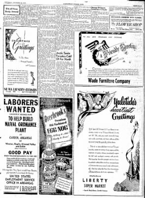 The Courier News from Blytheville, Arkansas on December 23, 1944 · Page 3