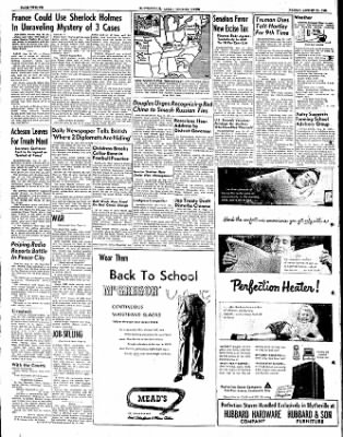 The Courier News from Blytheville, Arkansas on August 31, 1951 · Page 11