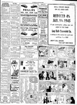The Courier News from Blytheville, Arkansas on December 23, 1944 · Page 7