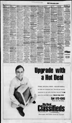 Arizona Daily Star from Tucson, Arizona on August 20, 1999 · Page 106