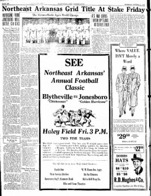 The Courier News from Blytheville, Arkansas on October 9, 1930 · Page 8