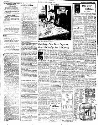 The Courier News from Blytheville, Arkansas on September 1, 1951 · Page 4