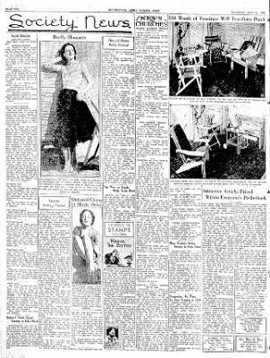 The Courier News from Blytheville, Arkansas on July 11, 1936 · Page 2