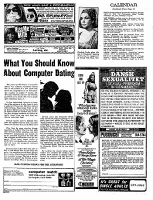 Times newspaper dating site