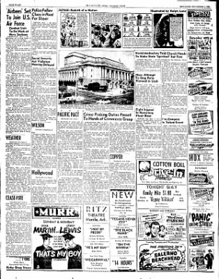 The Courier News from Blytheville, Arkansas on September 1, 1951 · Page 8