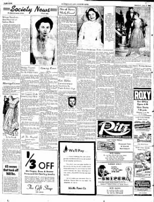 The Courier News from Blytheville, Arkansas on January 5, 1953 · Page 4