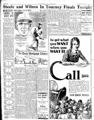 The Courier News from Blytheville, Arkansas on January 31, 1931 · Page 6