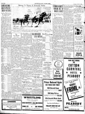 The Courier News from Blytheville, Arkansas on May 9, 1938 · Page 6