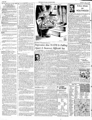The Courier News from Blytheville, Arkansas on January 5, 1953 · Page 6