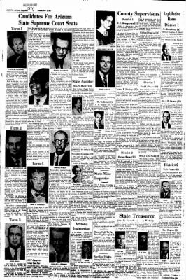 Arizona Republic from Phoenix, Arizona on November 6, 1960 · Page 47