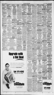 Arizona Daily Star from Tucson, Arizona on January 9, 2000 · Page 86