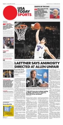 The Daily Advertiser from Lafayette, Louisiana on March 24, 2016