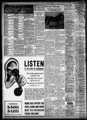 The Tennessean from Nashville, Tennessee on March 10, 1940