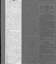 Editorial on the upcoming inauguration of Abraham Lincoln